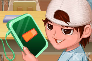 《臭小孩充电》游戏画面1