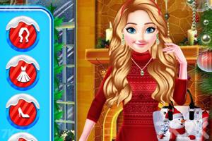 《公主的圣诞派对》游戏画面5