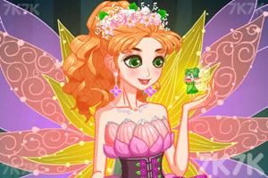 《魔法公主換裝秀》截圖3