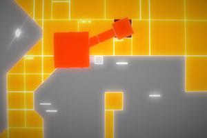 《重力方块大冒险》游戏画面1