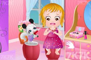 《可爱宝贝SPA体验》游戏画面4