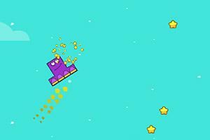 《飞跃银河系》游戏画面1