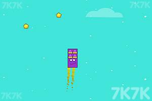 《飞跃银河系》游戏画面3