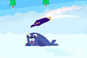 《飞翔吧企鹅》游戏画面5
