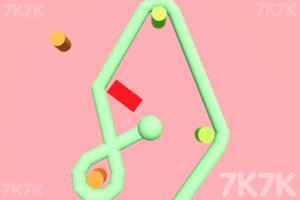 《绳索环绕》游戏画面2