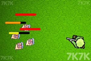 《士兵大战入侵怪》游戏画面2