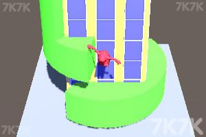 《极速高空降落》游戏画面3