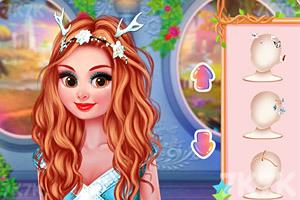 《梦幻森林的公主》游戏画面3