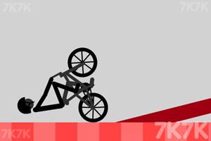 《火柴人骑手》游戏画面2
