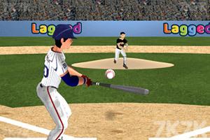 《棒球挑战大赛》游戏画面1
