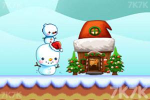 《雪人历险记》游戏画面2