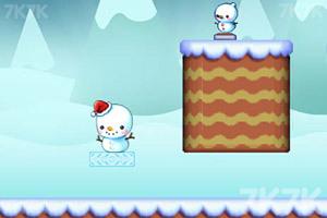 《雪人历险记》游戏画面3