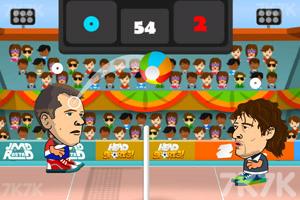 《头部足球大赛》游戏画面3