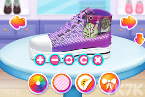 《DIY我的滑板鞋》截图2