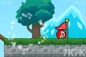 《小红球的大冒险2》游戏画面3