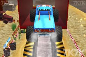 《怪物卡车大闯关》游戏画面3