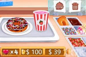 《独角兽甜品店》游戏画面2