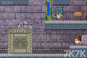 《阿兹特克冒险H5》游戏画面3
