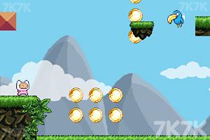 《杰西大冒险》游戏画面1