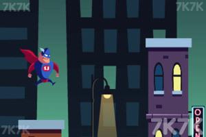 《超人跳跃》游戏画面2