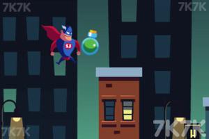 《超人跳跃》游戏画面1
