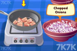 《法式豆焖肉》游戏画面1