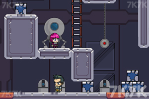 《外太空逃脱2》游戏画面1