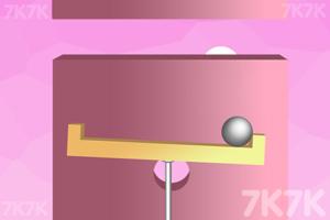 《控制平衡球》游戏画面1