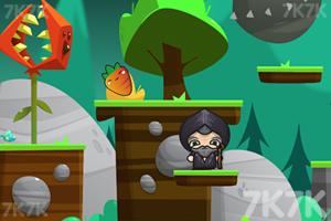 《愤怒的胡萝卜》游戏画面2