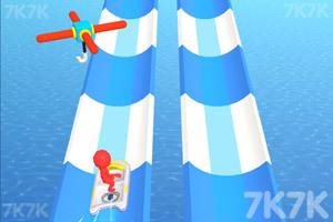 《水上乐园冲浪》游戏画面4