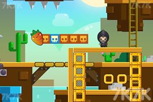 《愤怒的胡萝卜2》游戏画面2