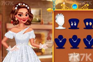 《魔法礼服设计》游戏画面3