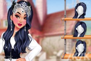 《骑士公主装扮》游戏画面2