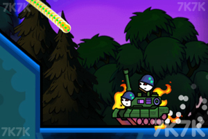 《火柴人坦克大战2》截图1
