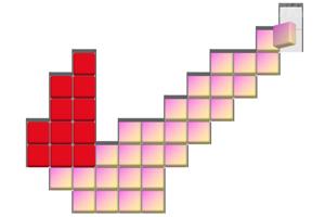 《方块冲突2》游戏画面2