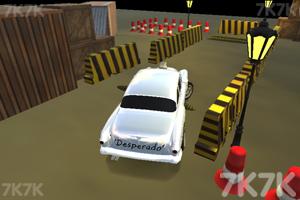 《停车场挑战赛》截图1