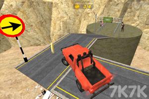 《吉普车越野赛》截图2