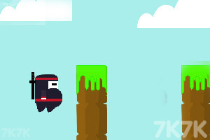 《忍者跳跳跳》游戏画面2