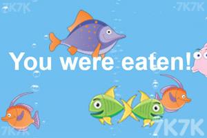 《小鱼儿大挑战》游戏画面2