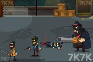 《黑色枪战》游戏画面1