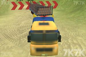 《運輸大卡車》游戲畫面1
