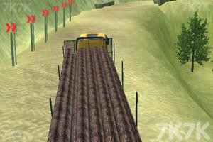《運輸大卡車》游戲畫面2