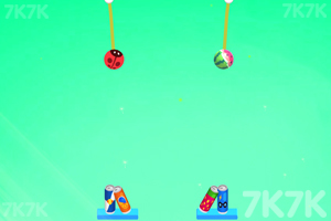《切繩子打罐》游戲畫面5