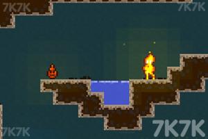 《火之子伊尼》游戏画面3