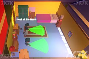 《小小盗贼》游戏画面1