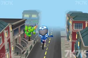 《心愛的小摩托》游戲畫面3