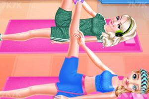《爱美公主健身》截图2