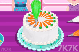 《奇妙胡萝卜蛋糕》截图2