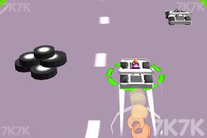 《狂野滑翔賽車》游戲畫面4