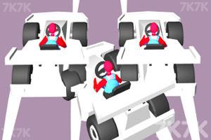《狂野滑翔賽車》游戲畫面5